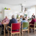 Gemeinsame Mahlzeiten sind Kernbestandteil des Lebens in der Senioren-WG. (Foto: SMMP/Beer)
